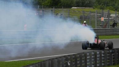 """Sainz: """"cambiaremos motor y saldremos desde atrás"""""""