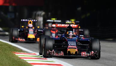Sainz, cerca de los puntos en el GP Italia 2015