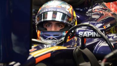 """Sainz: """"la Fórmula 1 de 2017 va a recuperar la chicha"""""""