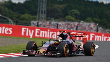 Sainz insinúa que Toro Rosso montará motor Ferrari en 2016