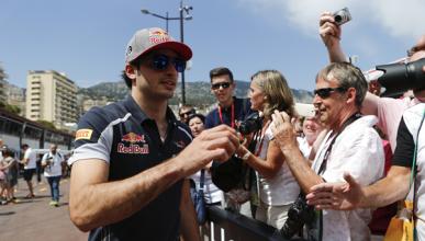 """Sainz: """"la oportunidad llegará, espero que sea de Red Bull"""""""