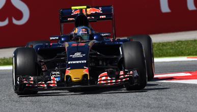 Sainz supera a Kvyat y saldrá octavo en Montmeló