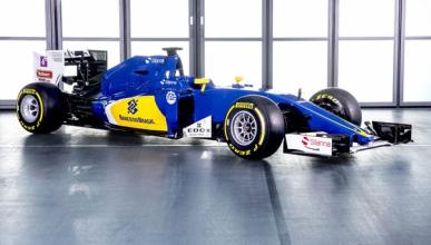 Sauber desvela su nuevo C35 para 2016