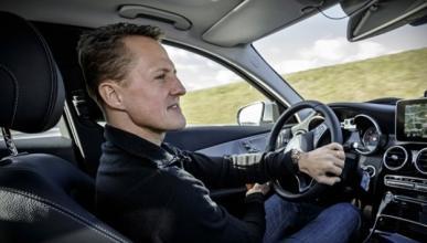 Schumacher va despertando lentamente en casa