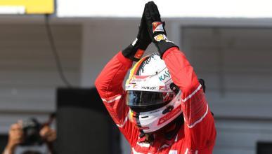Sebastian Vettel gana el GP Hungría 2017