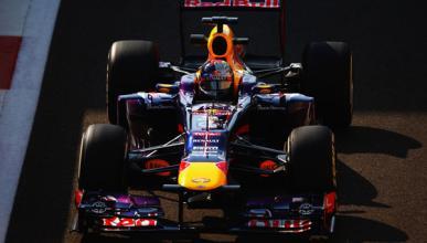 Sebastian Vettel - GP Abu DAbi