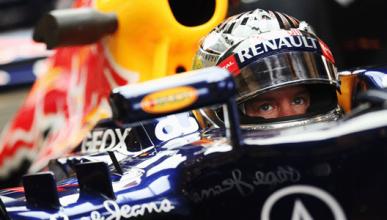 Sebastian Vettel - Red Bull - Abu Dabi 2012