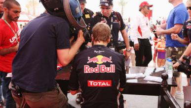 Sebastian Vettel - Red Bull - Bahrein