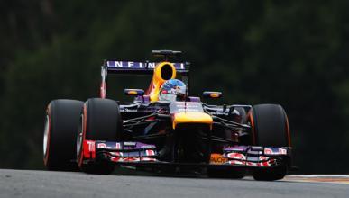 Sebastian Vettel - Red Bull - Belgica 2013