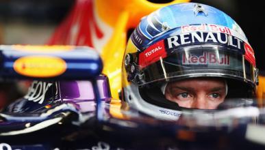 Sebastian Vettel - Red Bull Belgica 2013
