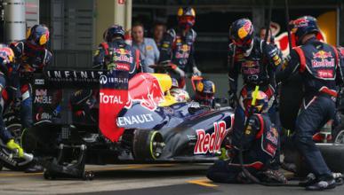Sebastian Vettel - Red Bull - Brasil 2012