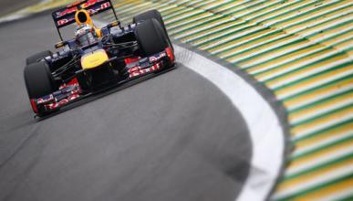 Sebastian Vettel - Red Bull - Brasil