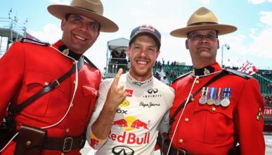 Sebastian Vettel - Red Bull - Canada 2013