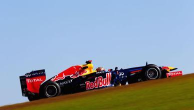 Sebastian Vettel - Red Bull- EEUU 2012
