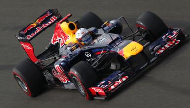 Sebastian Vettel - Red Bull - GP Corea