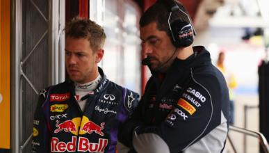 Sebastian Vettel - Red Bull - GP España 2013