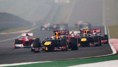 Sebastian Vettel - Red Bull - GP India