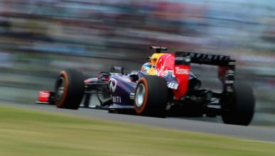 Sebastian Vettel - Red Bull - GP Japón 2013