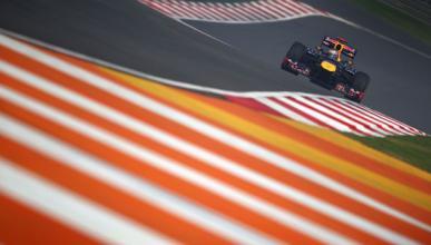 Sebastian Vettel - Red Bull - India