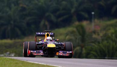 Sebastian Vettel - Red Bull - Malasia