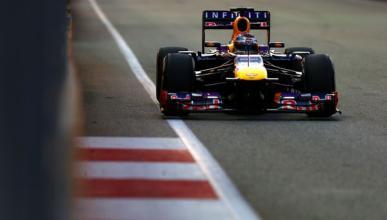 Sebastian Vettel - Red Bull - Singapur 2013