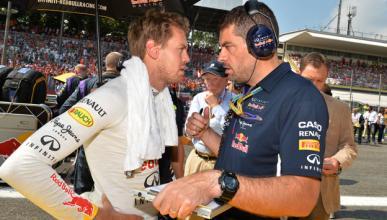 """Sebastian Vettel: """"sexto era lo máximo que podía hacer"""""""