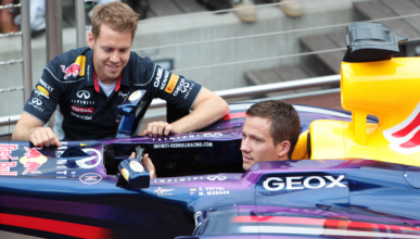 Sébastien Ogier probará un Red Bull F1 en Austria