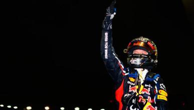 Sebatian Vettel - Red Bull - GP Singapur