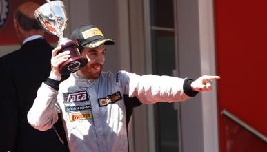 Sergio Canamasas, cerca de un puesto de probador en F1