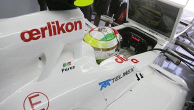 Sergio Pérez - Sauber - GP Japon - Suzuka