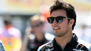 Sergio Pérez sueña con Ferrari para 2018