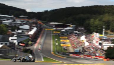 Sigue en directo el GP de Bélgica 2012 de F1