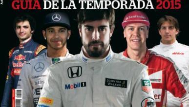¡Sigue la temporada con la Guía de F1 2015 de AUTO BILD!