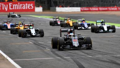Silverstone, con un pie fuera de la Fórmula 1