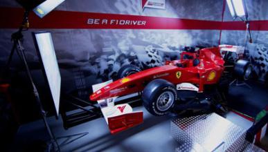 Simulador Ferrari Madrid