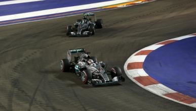 Singapur, la carrera más temida por Mercedes