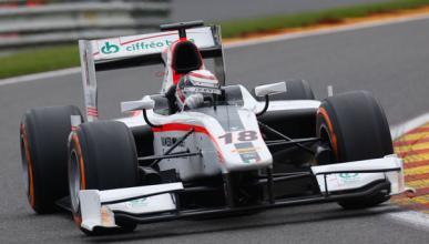 Stefano Coletti - GP2 - Belgica