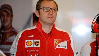 Stefano Domenicali dimite como jefe de Ferrari
