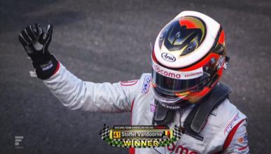 Stoffel Vandoorne, nuevo piloto de McLaren, gana en Japón