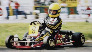 Subastado el último kart de Ayrton Senna por 60.000 euros