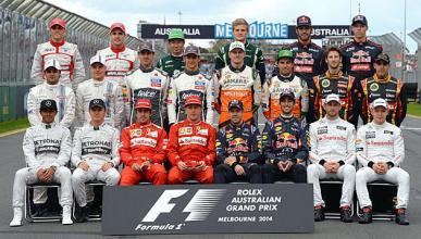 Los sueldos de los pilotos de Fórmula 1 2014