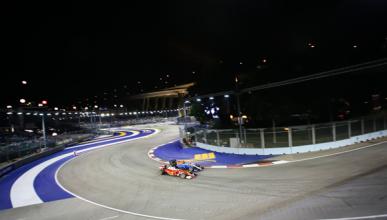 El sueño de la nueva F1: una carrera nocturna en Las Vegas
