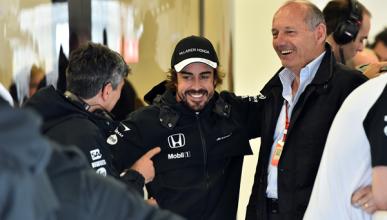 ¿Te imaginas a Alonso en las 500 Millas de Indianápolis?
