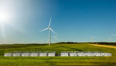 Batería Tesla en el sur de Australia