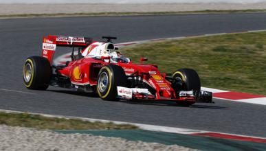 Test F1 2016, día 8: Vettel acaba en lo más alto