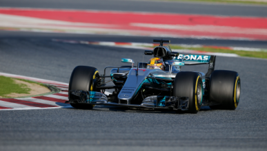 Test F1 2017, día 1: Hamilton empieza mandando