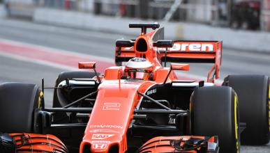 Test F1 2017, día 5: luces y sombras para McLaren