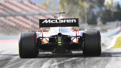Test F1 2017: Más problemas para McLaren