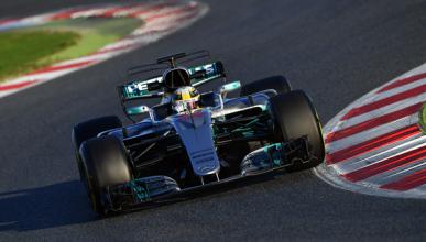 Test F1 2017: Ni Mercedes se libra de problemas
