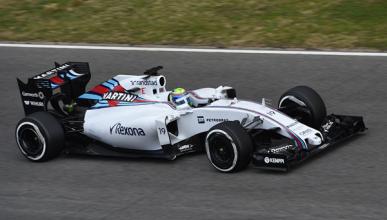 Test F1: Massa lidera en otro mal día para McLaren